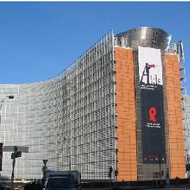 Europese Commissie in Brussel